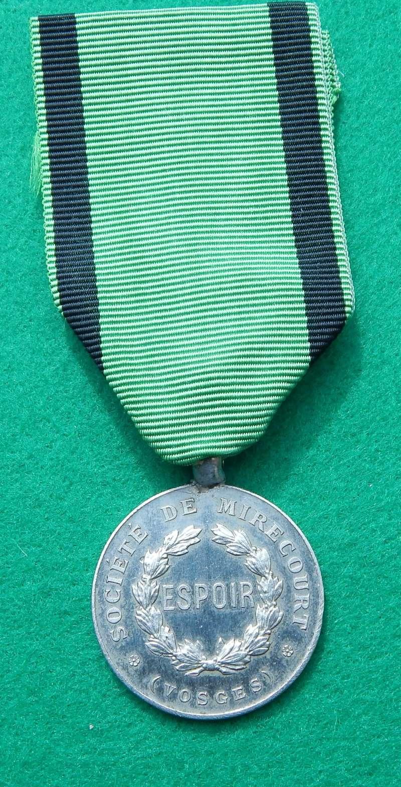 """médaille commémorative 1870-1871 canton """"Mirecourt"""" [TERMINE] Dscn1214"""