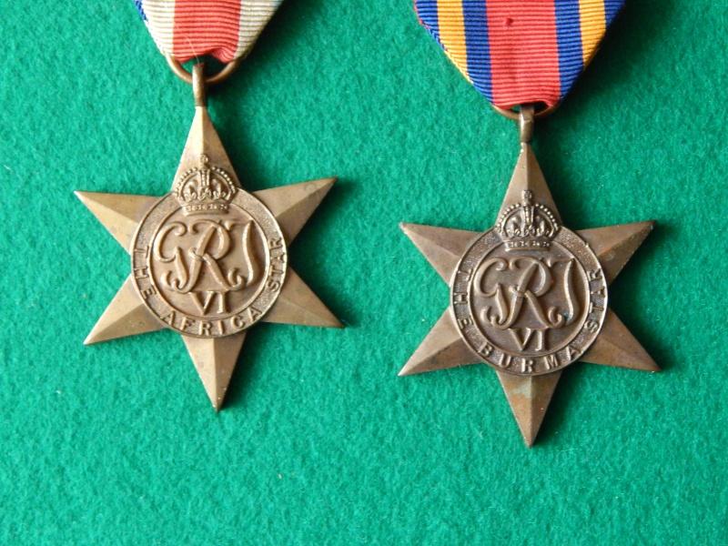 "Star anglaise WW2 ""Burma & Africa"" Dscn1311"