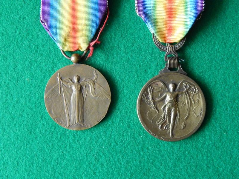 """Médaille interalliée France """"Charles"""" et Gréce """"Nocq"""" [TERMINEE] Dscn1335"""