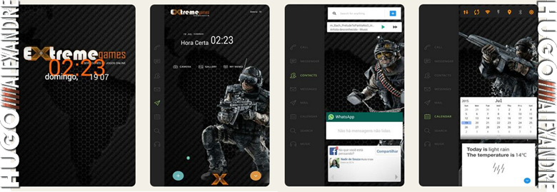 Temas para Android (HomePack Buzz) Ex10