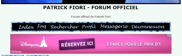 Partie News Forum10