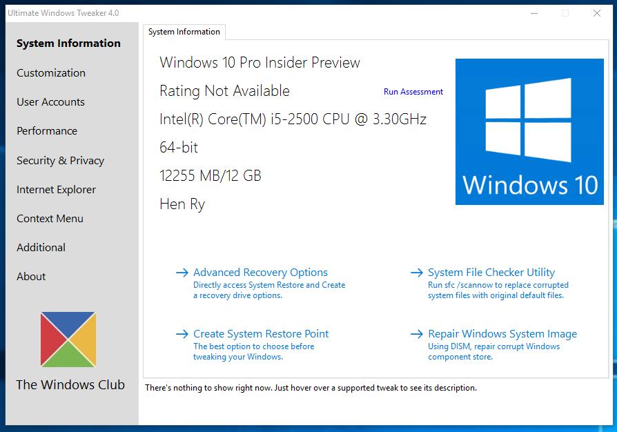 Windows10 - 26 Tools Ulti10