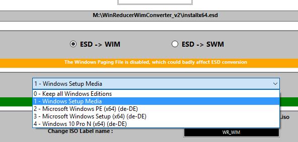 EX-100 - v2.3.8.0 Wim10