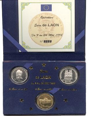 Les Euros et Ecus J.BALME Coffre10