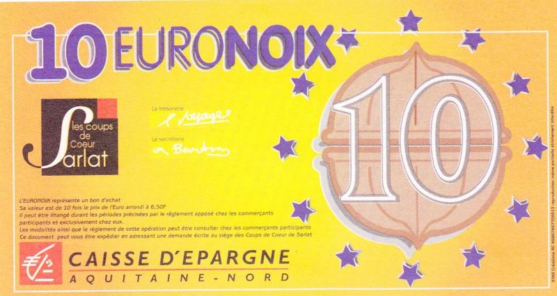Premiers billets en Ecu/Euro Img_0011