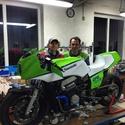 Kawasaki gpz 900r endurance 11117912