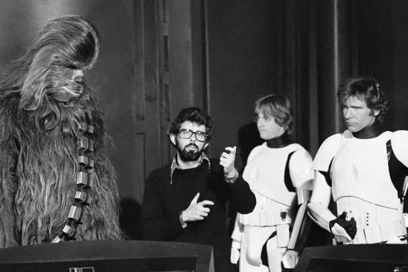 Star Wars - Vintage - Photos d'époque. - Page 4 11221410