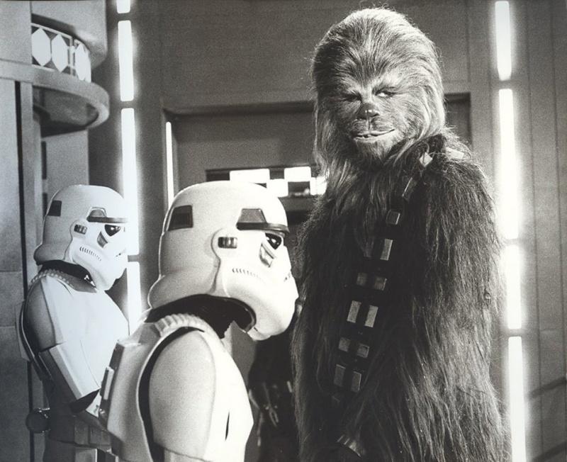 Star Wars - Vintage - Photos d'époque. - Page 4 11873810
