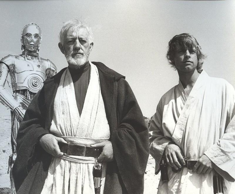 Star Wars - Vintage - Photos d'époque. - Page 4 11880510