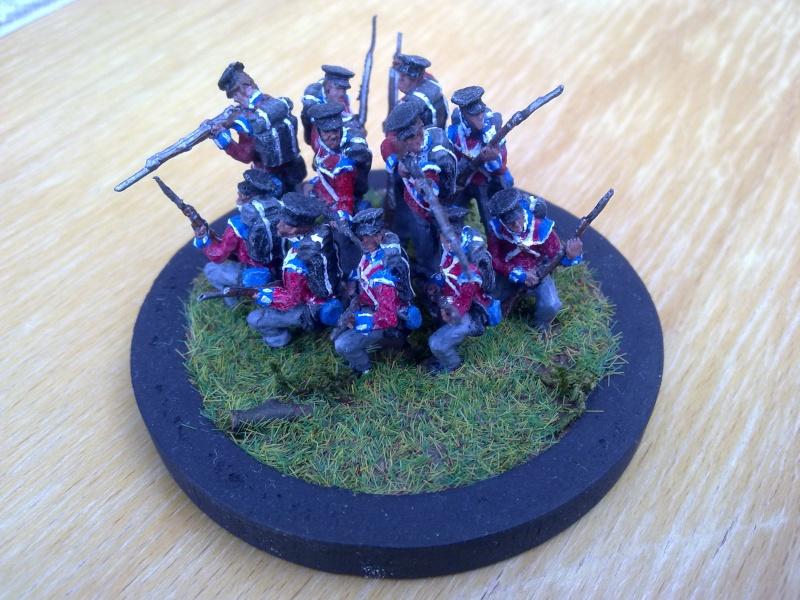 1/72 Hannoveraner Infanterie 1815  16062015