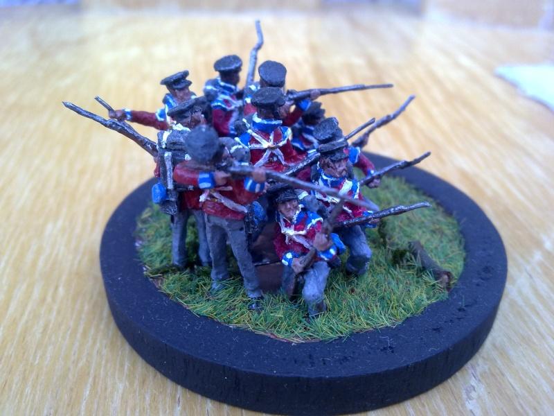 1/72 Hannoveraner Infanterie 1815  16062018