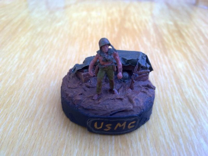 US Marine (Umbau aus vielen) 1/72 16062023