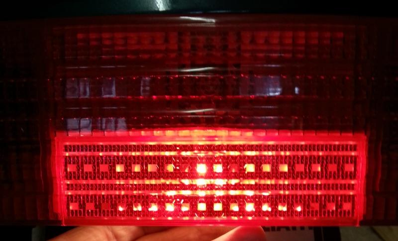 New tail light bulb...LED 2015-015