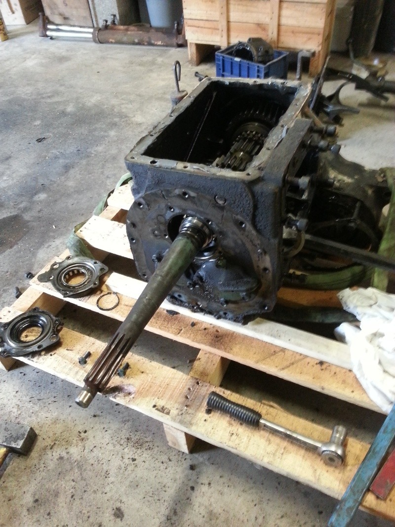 restauration du mog 406 de chenapan52 20150510