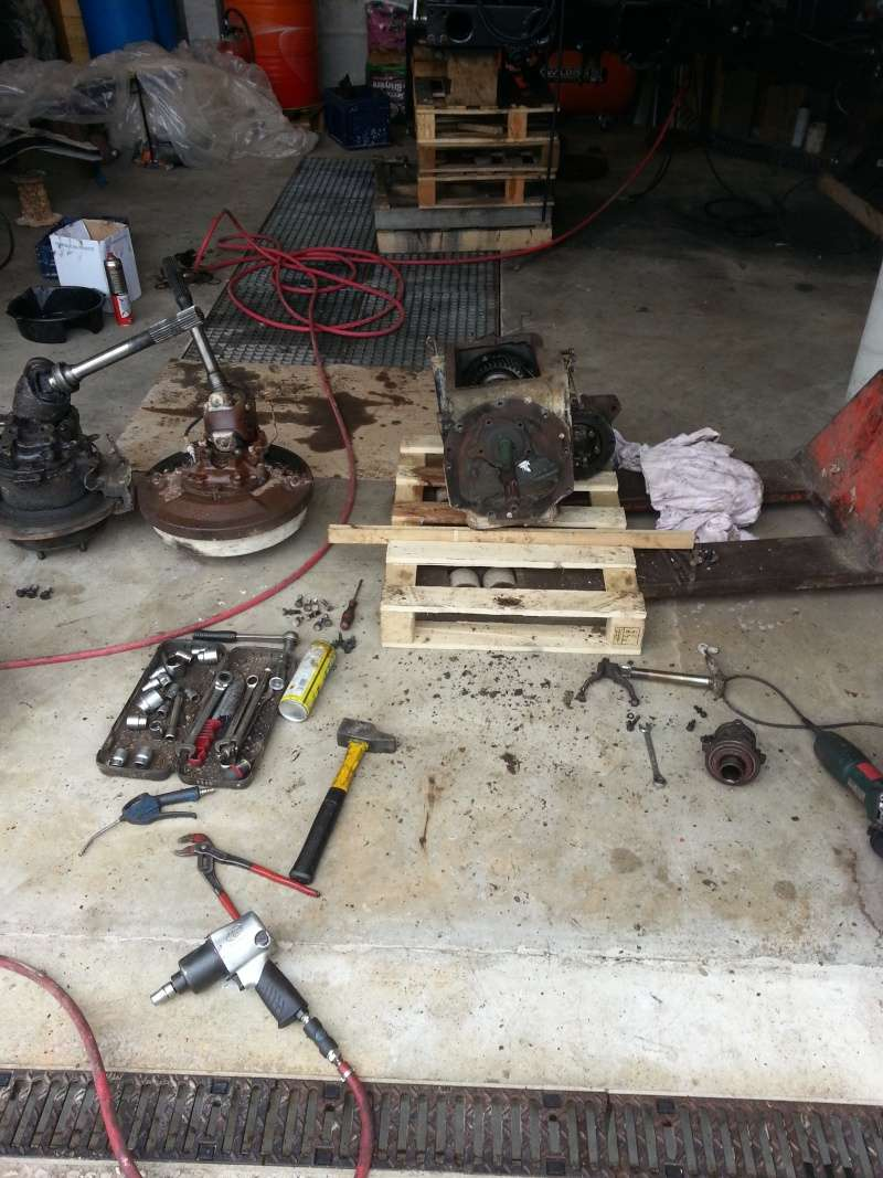 restauration du mog 406 de chenapan52 - Page 2 20150516