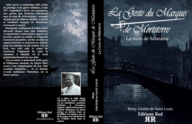 La Geste du Marquis de Morteterre est publié Couver19