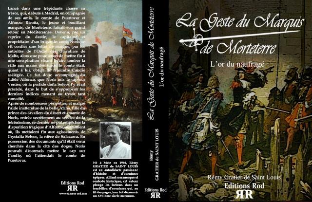 La Geste du Marquis de Morteterre est publié Couver20