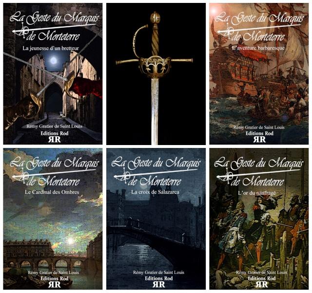La Geste du Marquis de Morteterre est publié Couver21