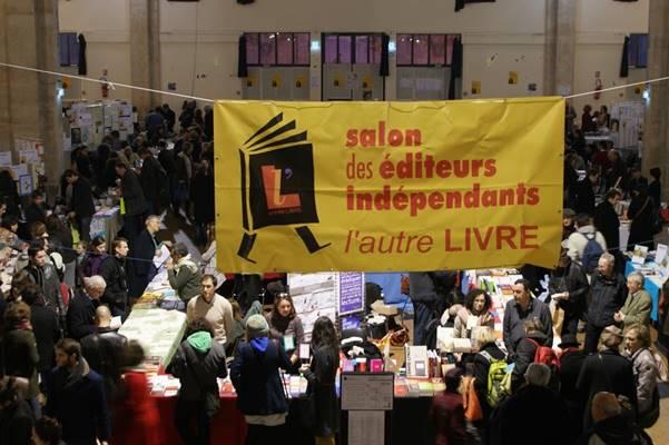 Le 13ème salon international des éditeurs indépendants de Paris  Image_10