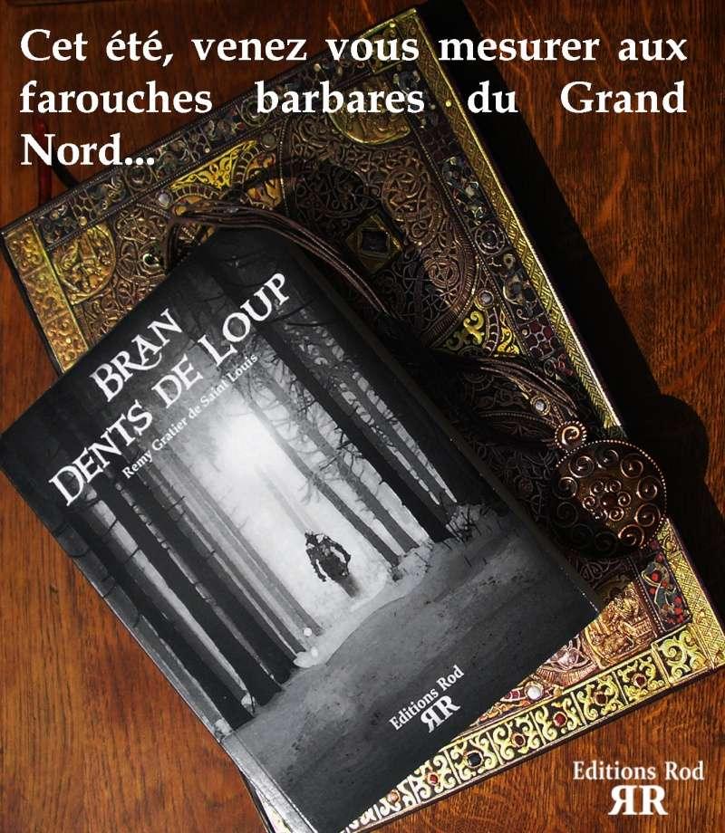 Bran Dents De Loup [Editions Rod] Pub_ta10