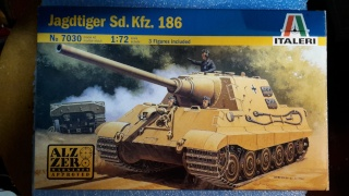 SdkfZ 186 Jagtiger - Italieri 1/72  20150724
