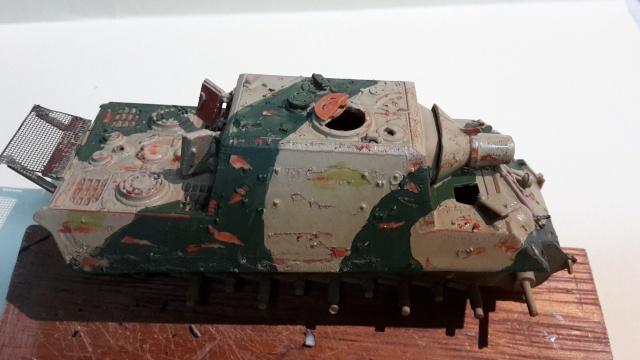 SdkfZ 186 Jagtiger - Italieri 1/72  20150736