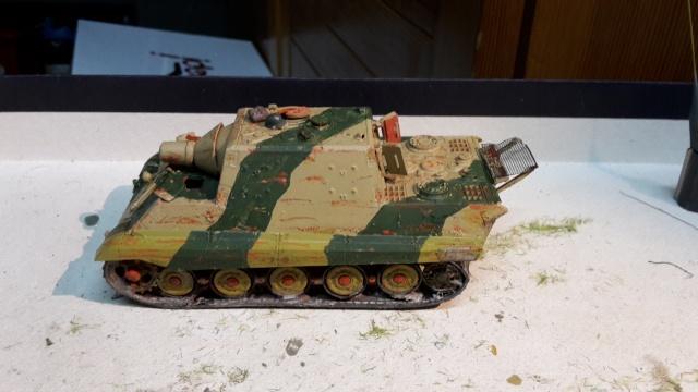 SdkfZ 186 Jagtiger - Italieri 1/72  20150740