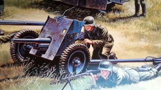 PaK 36 (Panzerabwehrkanone 36) -italieri 1/72 20150824