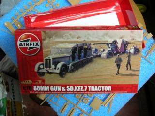 tracteur SDKFZ 7 .     AIRFIX 1/76 Dscn3635