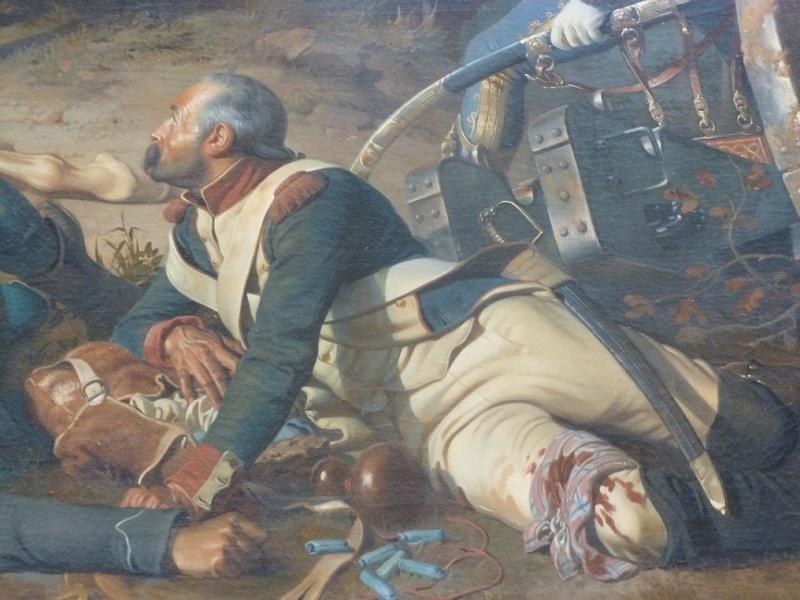 """Briquet du Grenadier blessé de Rivoli !  (Sabre """"de compagnie d'élite"""")  P1130710"""