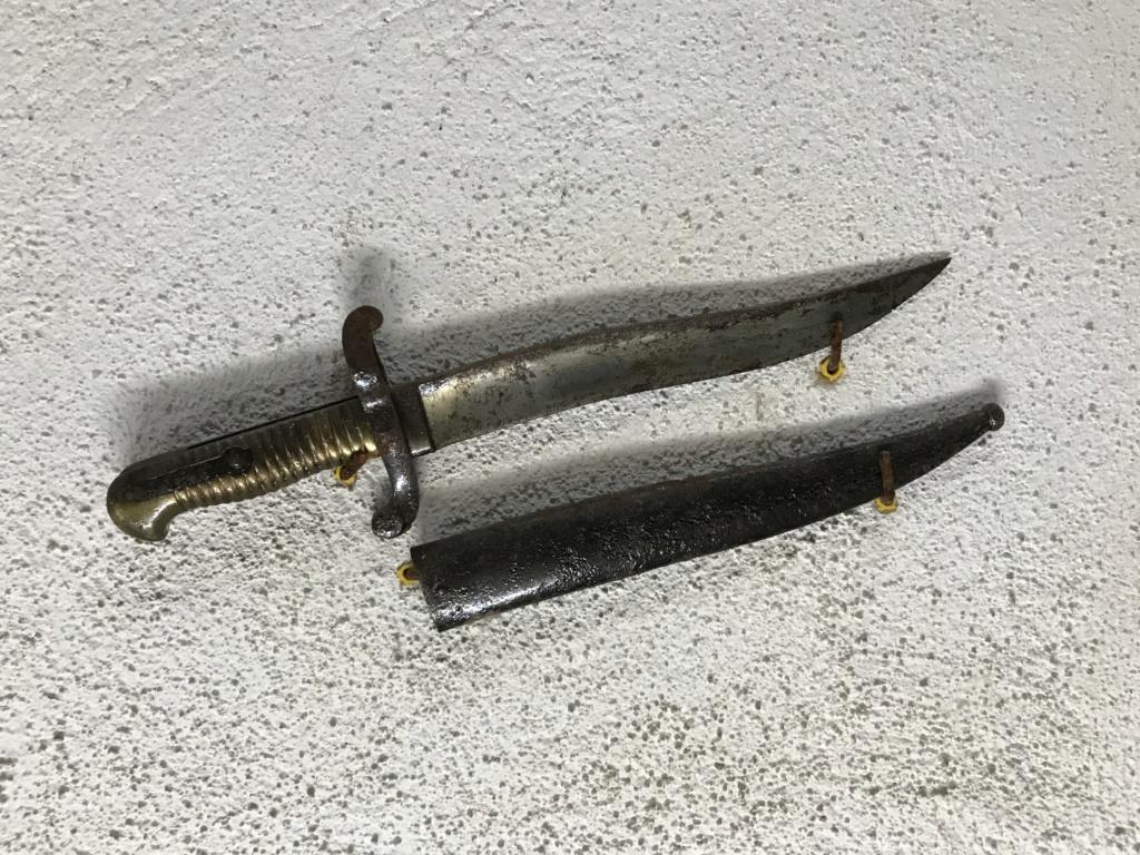 Couteau-Baïonnette modèle 1842 ? 39bis10