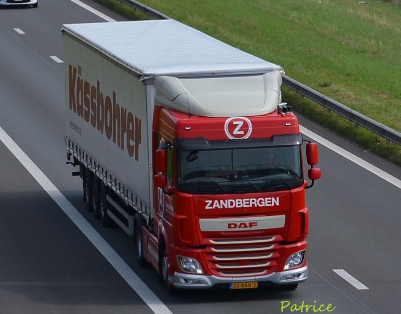 Zandbergen's Transport - Tilburg 11pp12