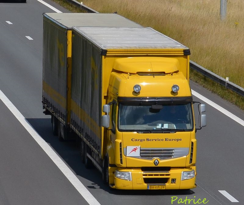 CSE Cargo Service Europe (Oss) 346pp10