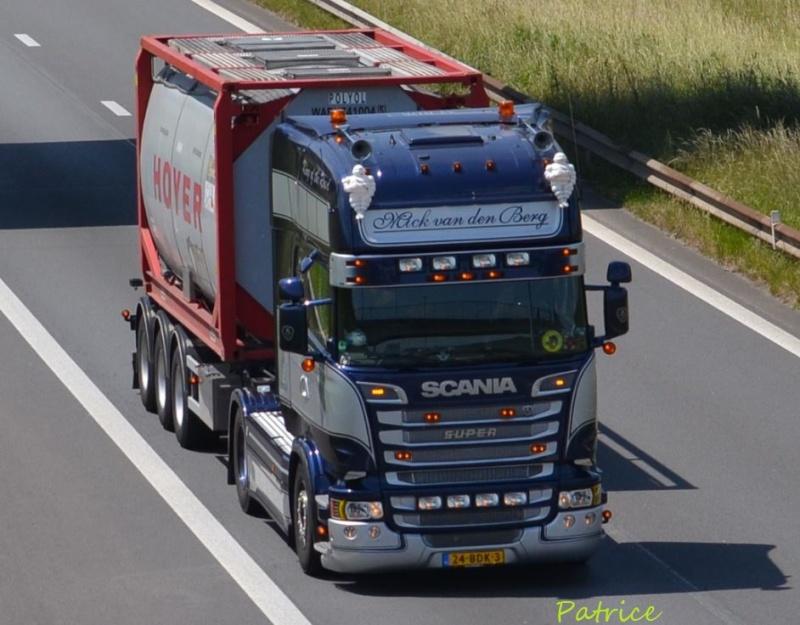 Mick van den Berg  (Hekelingen) 59pp10