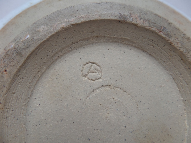 Studio Pottery Bowl  Marks103