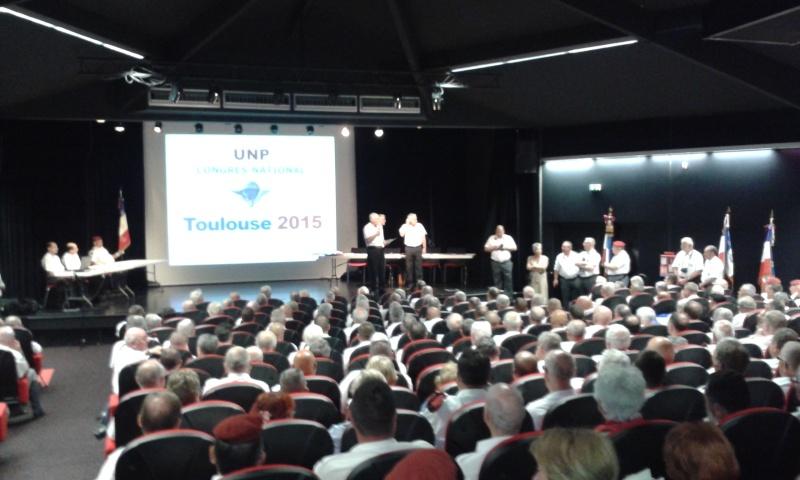 Congrés National du l'U.N.P. à Toulouse les 5 & 6 Juin 2015 20150613
