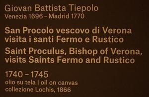 Riapre a Bergamo l'Accademia Carrara P4249419