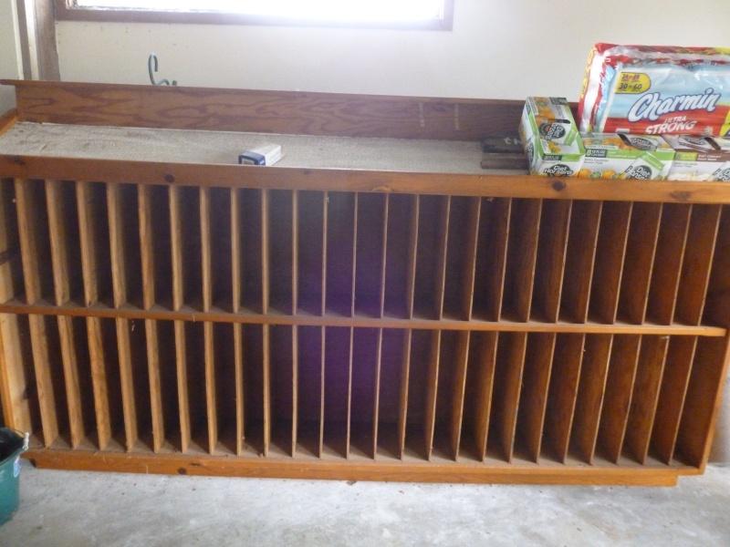 Large Wine Rack  P1040312