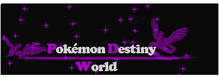 PokeDestiny World