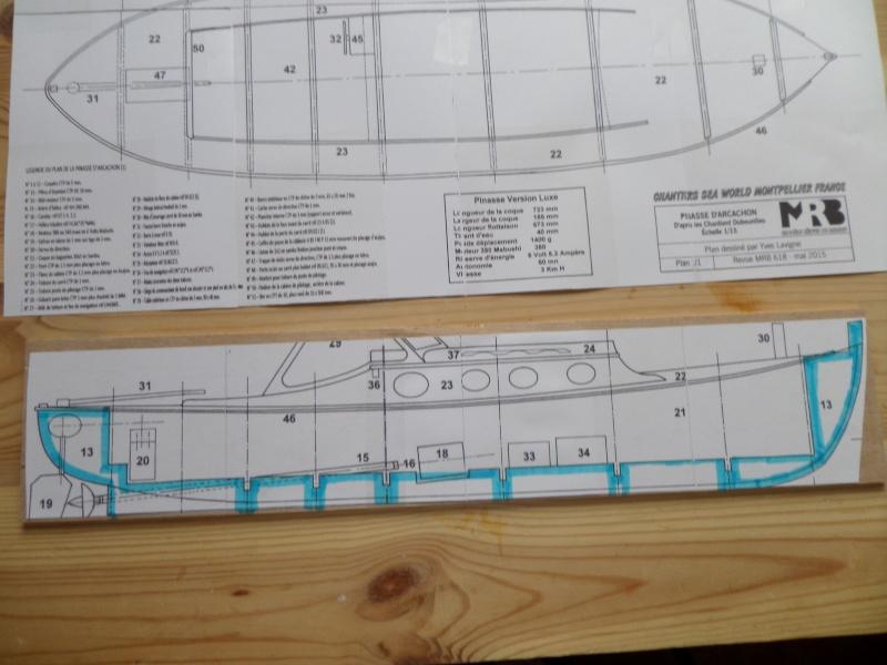 La Pinasse plan MRB au 1/25° Sam_0911