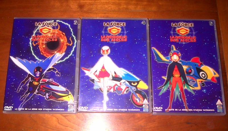 Mes coffrets dvd d'anime 310