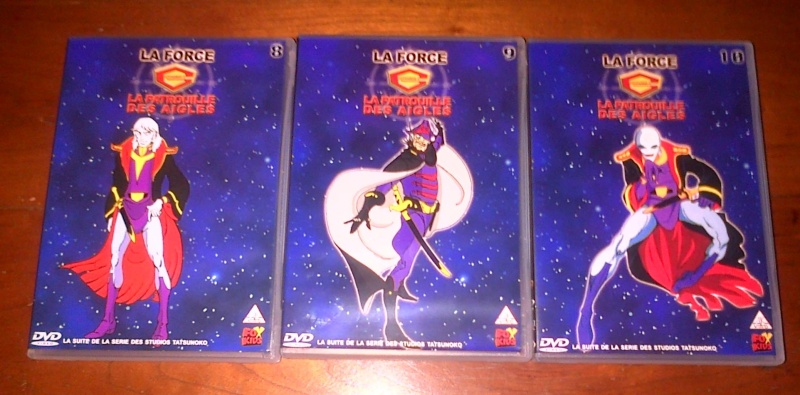 Mes coffrets dvd d'anime 410