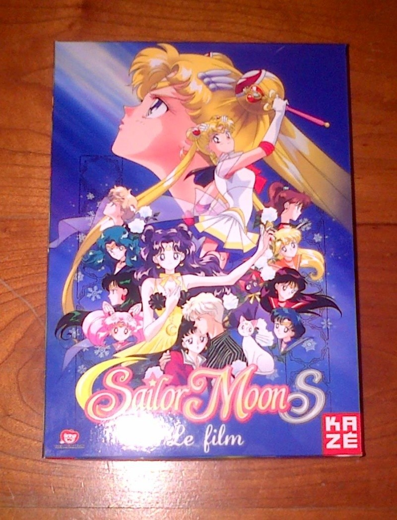 Mes coffrets dvd d'anime Sailor10