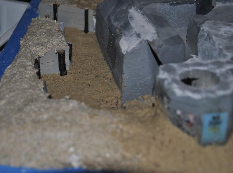 bunker - bunker anti-aérien maison au 1/35 8810
