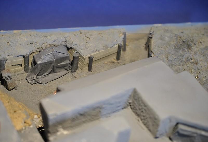 bunker anti-aérien maison au 1/35 9910