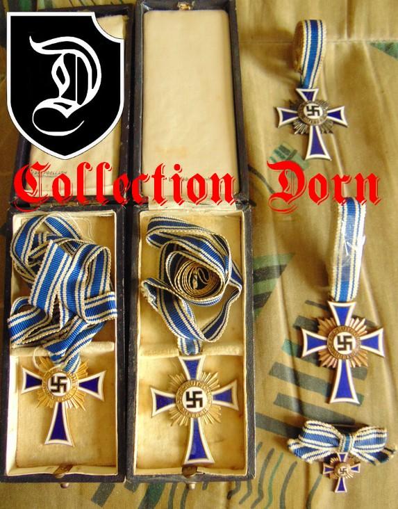 Mutterkreuz (croix des mères allemandes) Mutter10