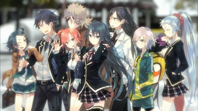 Yahari Ore no Seishun Love Come wa Machigatteiru Yahari10