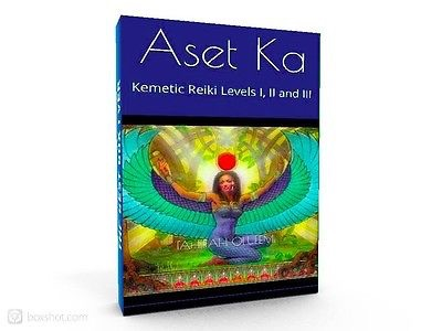 Kemetic reiki level I II Master  Image12