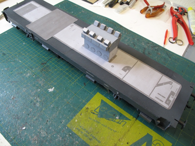 Fertig - Diesellok SM42 in 1/25 von GPM gebaut von Bertholdneuss - Seite 2 Img_6529