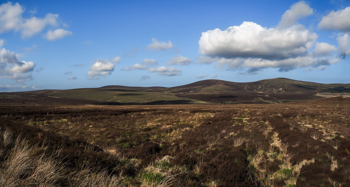 Wicklows moutains Pano1d10